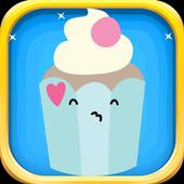 CupcakeMoji icon