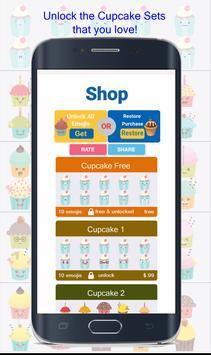 CupcakeMoji screenshot 2