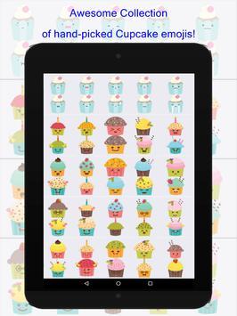 CupcakeMoji screenshot 3