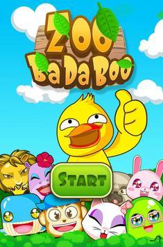 ZooBaDaBoo poster