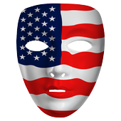 Flag Face Painting: Flag on Profile Picture icon