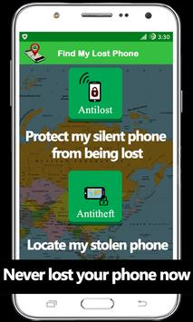 Find My Lost Phone poster