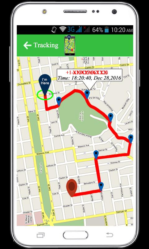 GPS Phone Tracker: Offline Mobile Phone Locator for Android - APK