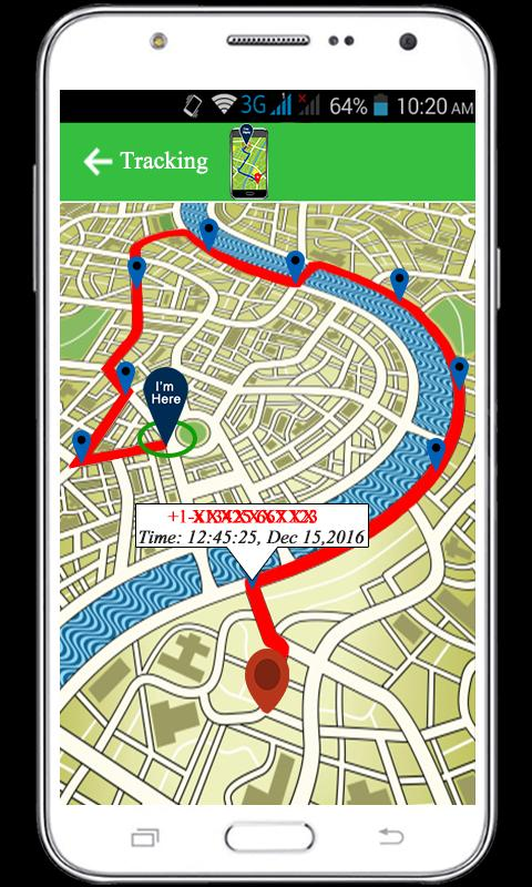 Gps Phone Tracker >> Gps Phone Tracker Offline Mobile Phone Locator For Android