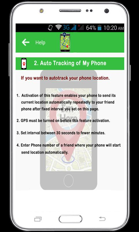 GPS Phone Tracker: Offline Mobile Phone Locator for Android