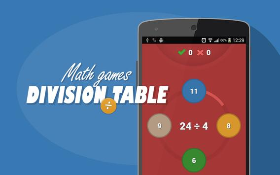 Learn Division Tables (for Kids) screenshot 6