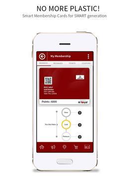 Ashoka Foam Rewards Program apk screenshot