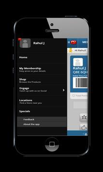H2O Plus mLoyal App apk screenshot