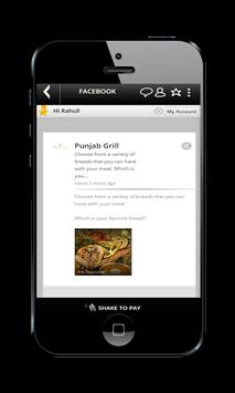 Punjab Grill mLoyal App screenshot 3