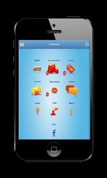 SouthIndies mLoyal App screenshot 1