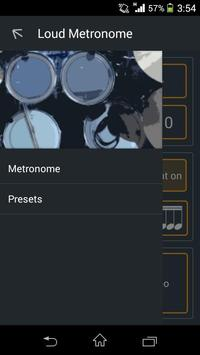 Loud Metronome screenshot 1