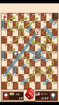 Snakes & Ladders King poster