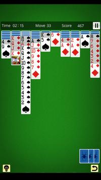 Spider Solitaire King poster