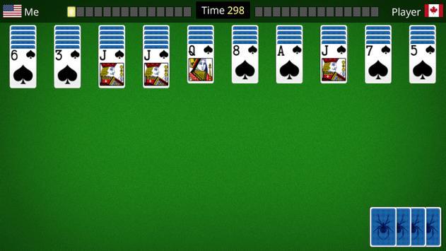 Spider Solitaire King apk screenshot