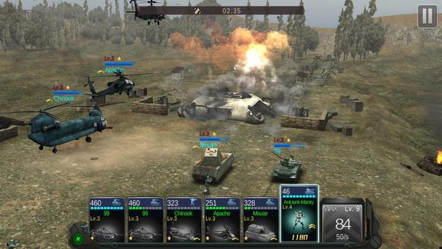 Commander Battle screenshot 15