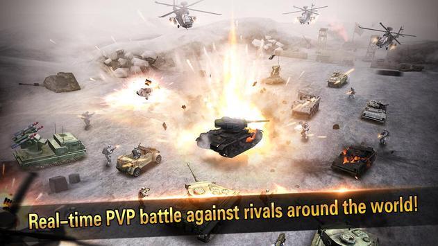 Commander Battle screenshot 17
