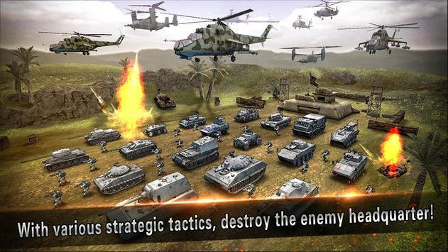 Commander Battle screenshot 19