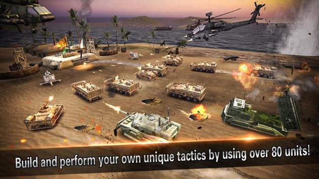Commander Battle screenshot 2