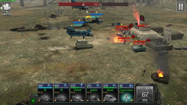 Commander Battle screenshot 6