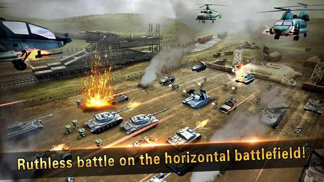 Commander Battle screenshot 8