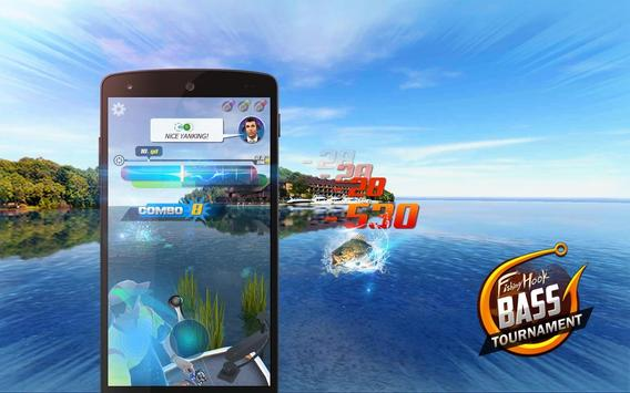 ApkMod1.Com Fishing Hook Bass Tournament v1.2.2 + MOD (Mod Money) download free Android Game Sport
