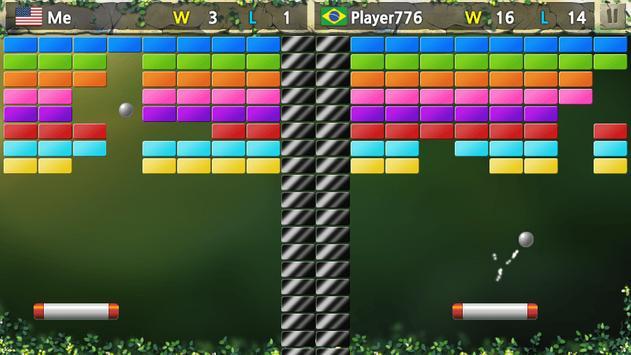 Bricks Breaker raja apk screenshot