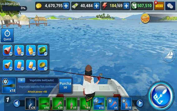 Fishing Ground CBT (Unreleased) screenshot 3