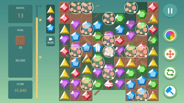 Jewelry Match Mania screenshot 7