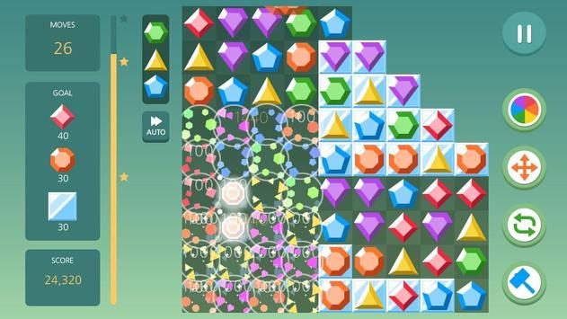 Jewelry Match Mania screenshot 12