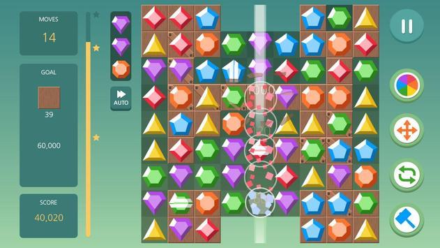 Jewelry Match Mania screenshot 14