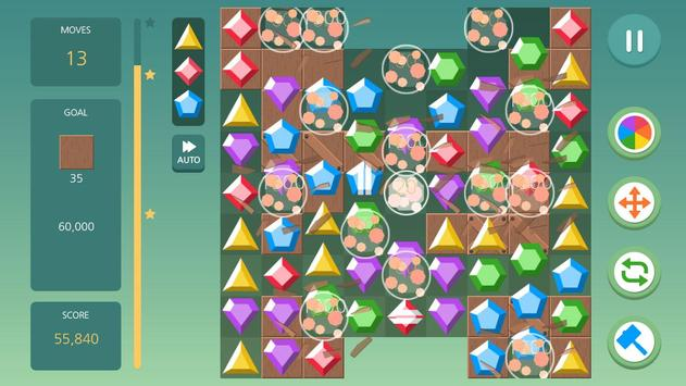 Jewelry Match Mania screenshot 15