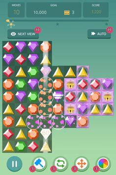 Jewelry Match Mania screenshot 16