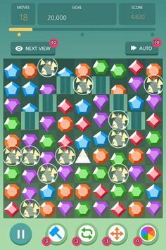 Jewelry Match Mania screenshot 1