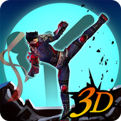 One Finger Death Punch 3D icon