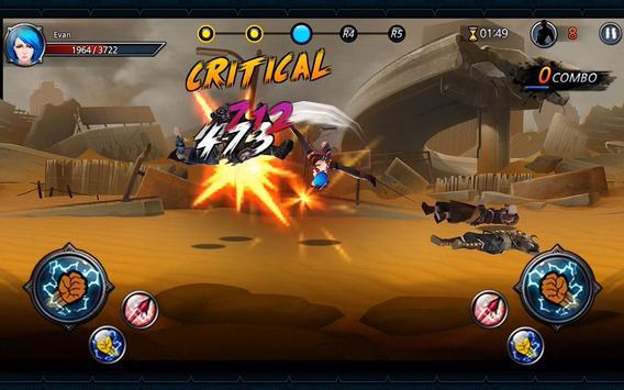 One Finger Death Punch 3D poster