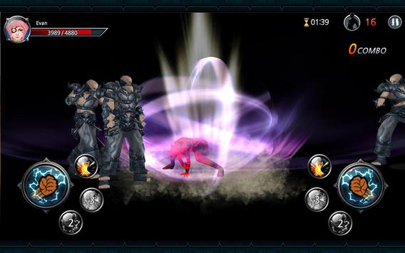 One Finger Death Punch 3D apk screenshot