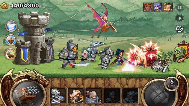 Kingdom Wars apk screenshot