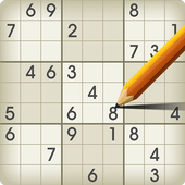 number puzzle king icon