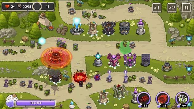 Tower Defense King apk screenshot