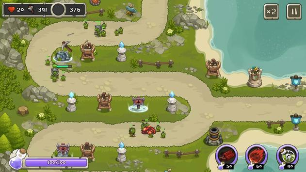 Tower Defense King apk screenshot
