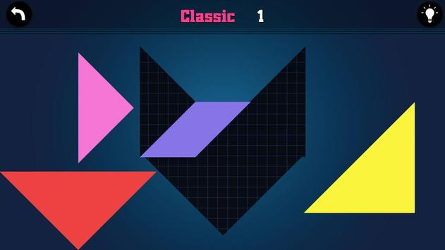 Tangram King apk screenshot