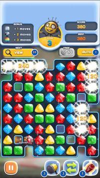 Jewelry King : ZOMBIE DUMB apk screenshot