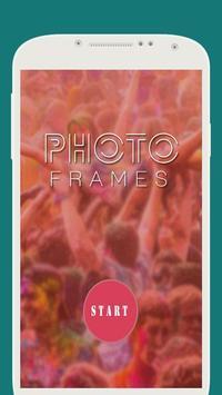 Spring Photo Frames poster