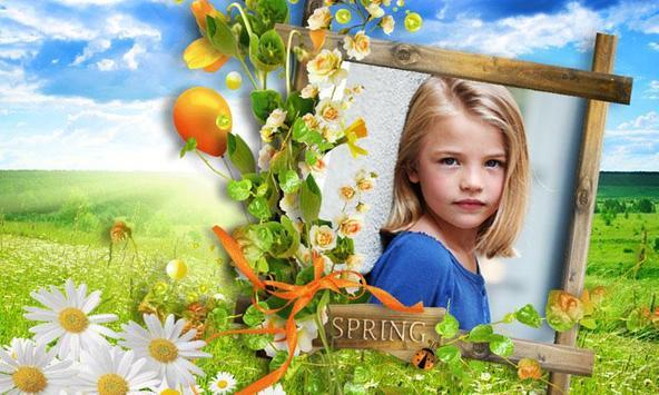 Spring Photo Frames apk screenshot