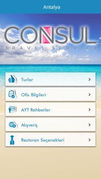 Consul Travel screenshot 2
