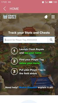 Stats Royale Chest Tracker poster