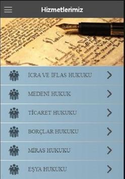 ADL Hukuk poster