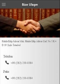 ADL Hukuk apk screenshot