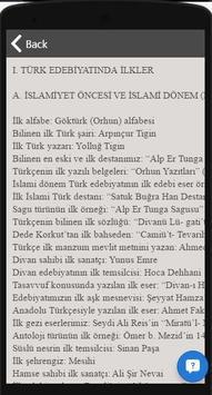 LYS Tarih, LYS Edebiyat apk screenshot