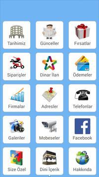 Dinar Burada poster